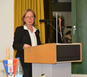 Bürgermeisterin Kruse-Gobrecht