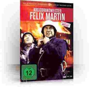 Das DVD Cover zur ZDF Serie von 1982
