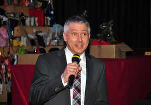 Ulrich Korn, 1. Vorsitzender des Fördervereins
